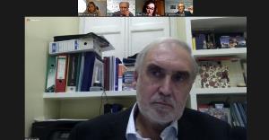 Jorge Cardona Llorens, consultor de los Comités de la ONU de los Derechos del Niño y de los Derechos de las Personas con Discapacidad