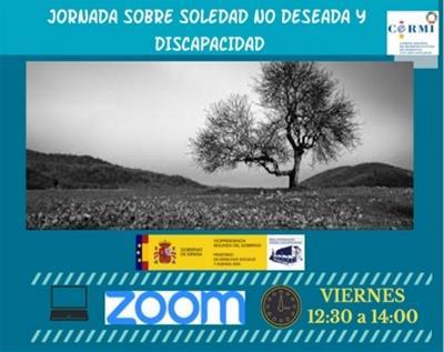 Jornada sobre Soledad No Deseada y Discapacidad