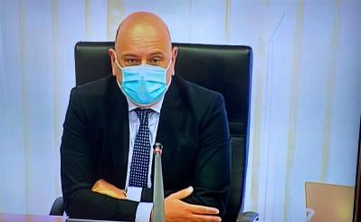 Pedro Martínez, presidente de CERMI Región de Murcia