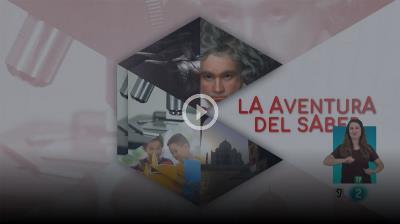 "Imagen de Cartelera el programa ""La aventura del saber""."