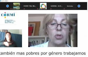 Amalia Diéguez, del Patronato de la FCM