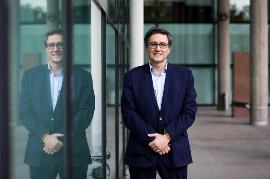 Tomás Marcos, senador y diputado por la Asamblea de Madrid. Portavoz de la Comisión para las Políticas Integrales de la Discapacidad