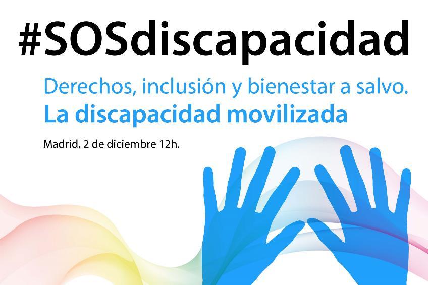 SOS Discapacidad