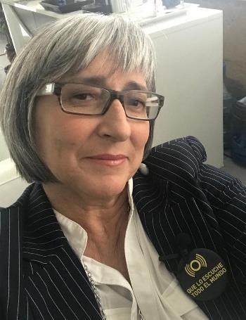 Mari Luz Sanz.