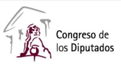 Logo del Congreso de los Diputados.