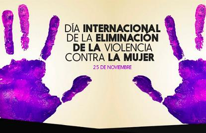 Día Internacional de la Eliminación de la Violencia contra la Mujer - 25N