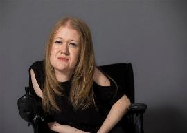 Frances Ryan, periodista con discapacidad