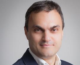 Manos Antoninis, director del Informe GEM de la Unesco (Informe de Seguimiento de la Educación en el Mundo)
