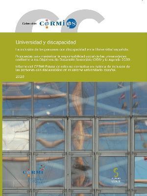El CERMI publica un informe con propuestas de reforma normativa de la legislación universitaria para reforzar la inclusión