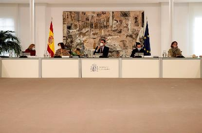 Consejo de Ministros (Pool Moncloa / JM Cuadrado)