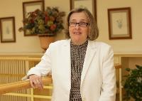 Imelda Fernández, vicepresidenta de la ONCE