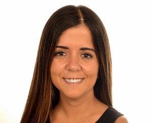 Carolina Puente, responsable de proyectos de la Fundación CERMI Mujeres