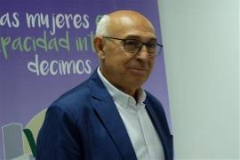 Juan Pérez, presidente de la Plataforma del Tercer Sector en Castilla y León