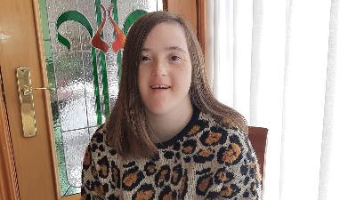 Blanca San Segundo, de Down España y Patrona de la Fundación CERMI Mujeres