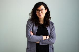 Julia López, directora de comunicación, incidencia e investigación de Plan Internacional España