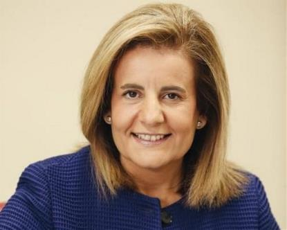 Fátima Báñez, presidenta de la Fundación CEOE