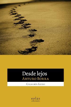 Portada de 'Desde lejos', de Arturo Borra