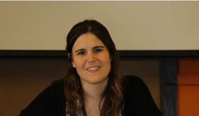 Neus Aliaga Figueras, antropóloga y coordinadora técnica de la Fundación Wassu de la Universidad Autónoma de Barcelona