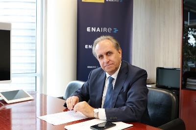 Ángel Luis Arias, director General de Enaire