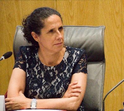 Ana Peláez, vicepresidenta de la Fundación CERMI Mujeres y nueva vicepresidenta de la CEDAW