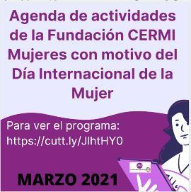 CERMI Mujeres presenta una intensa agenda de actividades con motivo del Día Internacional de la Mujer