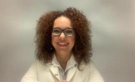 Marta Castillo, presidenta de CERMI Andalucía