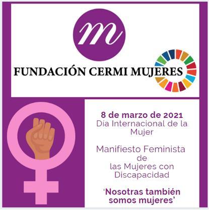 Manifiesto feminista de las mujeres con discapacidad FCM