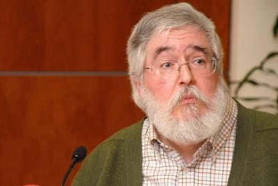 Álvaro García Bilbao, presidente de la Comisión de Personas con Discapacidad Mayores del CERMI