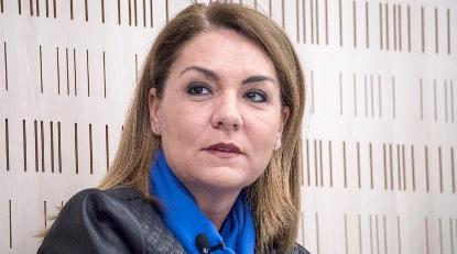 Susana Camarero, presidenta de Mujeres en Igualdad