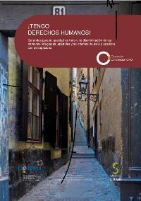 Portada de ¡Tengo DERECHOS HUMANOS! Garantías para la igualdad de trato y no discriminación de las personas refugiadas, apátridas y solicitantes de asilo y apatridia con discapacidad