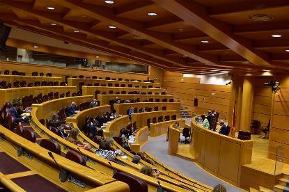 Comisión del Senado para las Políticas Integrales Discapacidad en su dictamen del Proyecto de Ley por la que se reforma la legislación civil y procesal para apoyo a personas con discapacidad