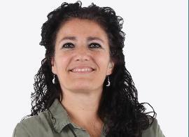 Mari Luz Esteban, directora del Centro de Normalización Lingüística de la Lengua de Signos Española (Cnlse)