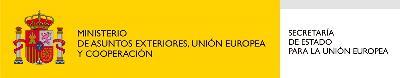 Ministerio de Asuntos Exteriores, Unión Europea y Cooperación. Secretaría de Estado para la Unión Europea
