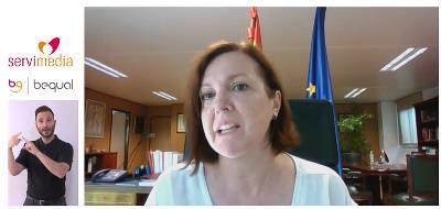 Maravillas Espín, Directora General del Trabajo Autónomo, de la Economía Social y de la Responsabilidad Social de las Empresas