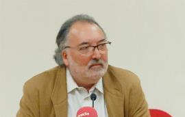 José Luis Arlanzón, presidente del CERMI Castilla y León