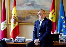 Emilio Sáez Cruz, alcalde de Albacete