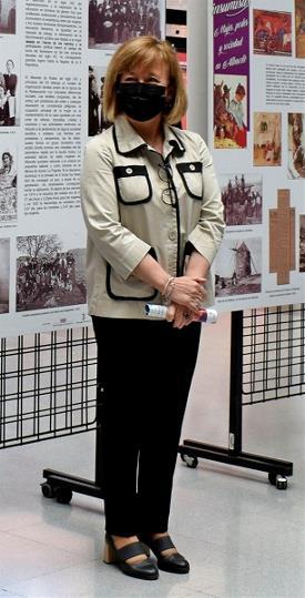 María José Romero Ródenas, delegada del Rector para Políticas de Igualdad