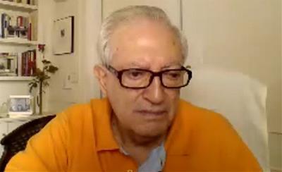 Gonzalo Berzosa, miembro de la Comisión de Personas con Discapacidad Mayores del CERMI Estatal