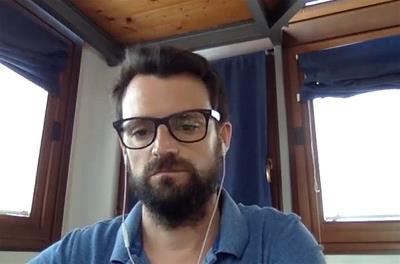 Andrés Gascón Cuenca, doctor en Derecho y miembro del Instituto de Derechos Humanos de la Universidad de Valencia