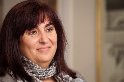 Mayte Gallego Ergueta, nueva presidenta de Aspaym España