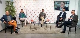 Diputados del PSOE, PP, Ciudadanos, Unión del Pueblo Navarro, PDeCAT y ERC que formaron parte de la Comisión para las Políticas integrales de la Discapacidad del Congreso en 2018