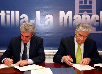 El CERMI Castilla-La Mancha y la Junta hacen accesible el 112