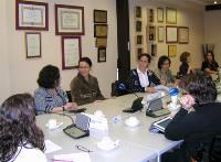 El CERMI se reúne con la Directora General de Igualdad de Oportunidades