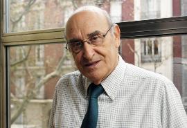 Adolfo Jiménez, secretario general de la OISS