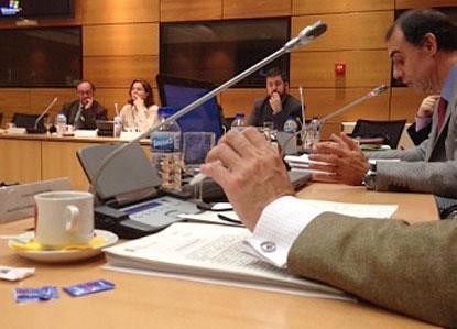 Reunión del Consejo Nacional de la Discapacidad