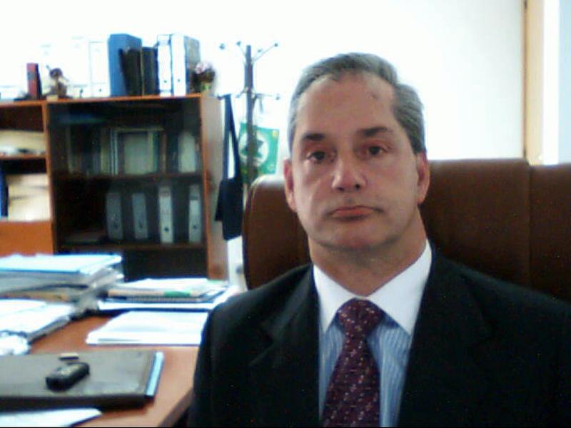 Manuel González García, presidente del CERMI Extremadura