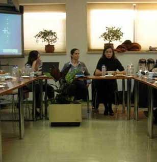 El CERMI en la Conferencia Sectorial de Igualdad, en el Instituto de la Mujer