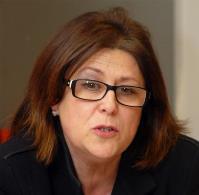 Marisol Pérez Domínguez, Secretaria de Bienestar Social del PSOE y candidata nº 1 al Congreso de los Diputados por la provincia de Badajoz