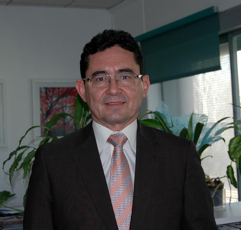 José Antonio Martín, coordinador de la Fundación Bequal