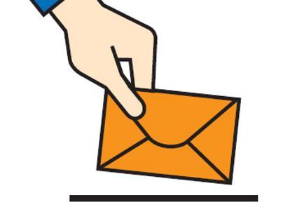 Ilustración de una votación
